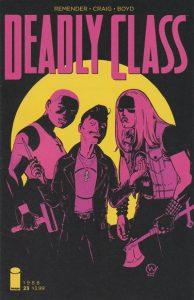 Deadly Class #23 (2016)