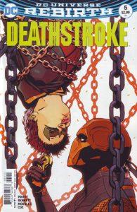Deathstroke #5 (2016)