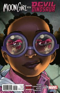 Moon Girl and Devil Dinosaur #12 (2016)