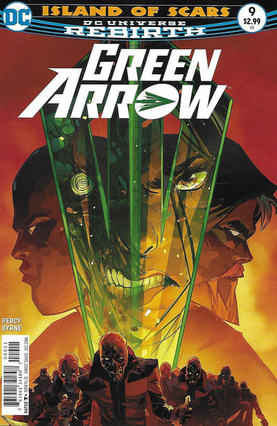 Green Arrow #9 (2016)