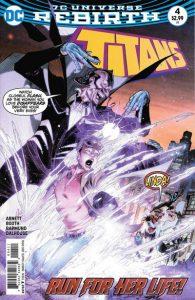 Titans #4 (2016)