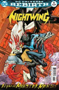 Nightwing #6 (2016)