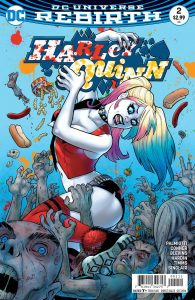 Harley Quinn #2 (2016)