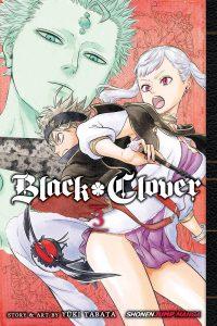 Black Clover #3 (2016)