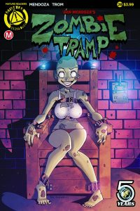 Zombie Tramp #28 (2016)