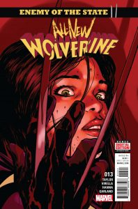 All-New Wolverine #13 (2016)