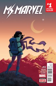 Ms. Marvel #12 (2016)