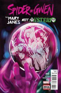 Spider-Gwen (Vol. 2) #13 (2016)