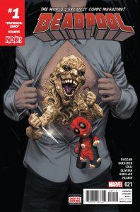 Deadpool #21 (2016)