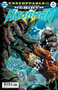Aquaman #8 (2016)