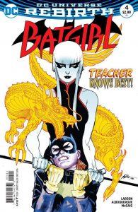 Batgirl #4 (2016)