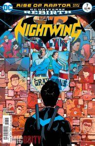 Nightwing #7 (2016)