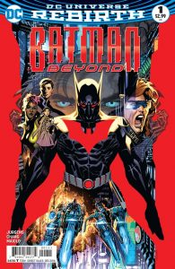 Batman Beyond #1 (2016)