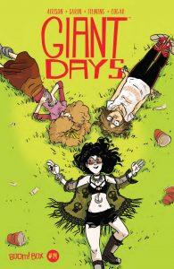 Giant Days #19 (2016)