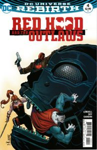 Red Hood and the Outlaws #4 (2016)