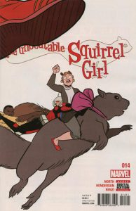 The Unbeatable Squirrel Girl #14 (2016)