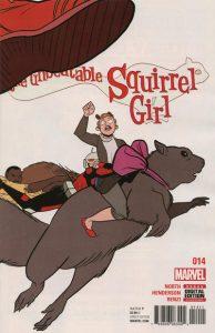 The Unbeatable Squirrel Girl #14 (2016)
