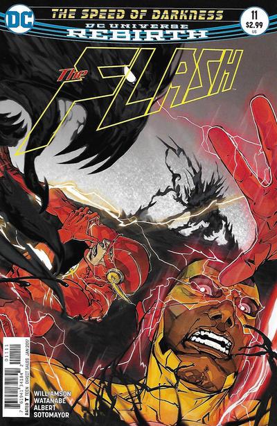 The Flash #11 (2016)