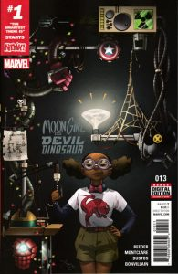 Moon Girl and Devil Dinosaur #13 (2016)