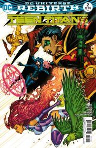 Teen Titans #2 (2016)