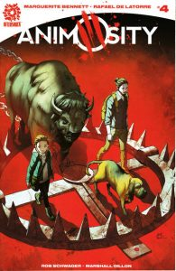 Animosity #4 (2016)