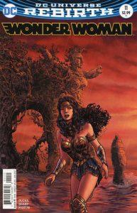 Wonder Woman #11 (2016)