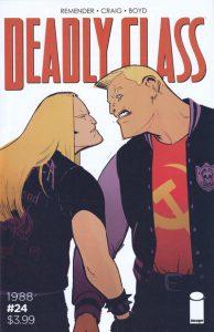 Deadly Class #24 (2016)