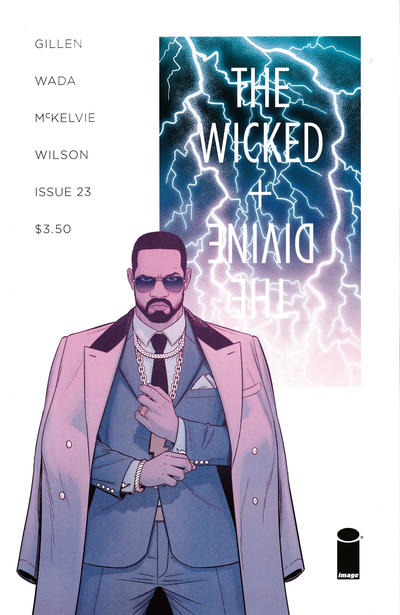 The Wicked + The Divine #23 (2016)