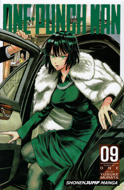 One-Punch Man #9 (2016)