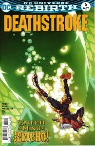 Deathstroke #6 (2016)