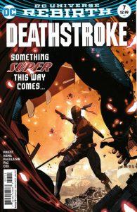 Deathstroke #7 (2016)