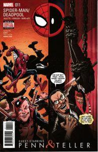 Spider-Man/Deadpool #11 (2016)