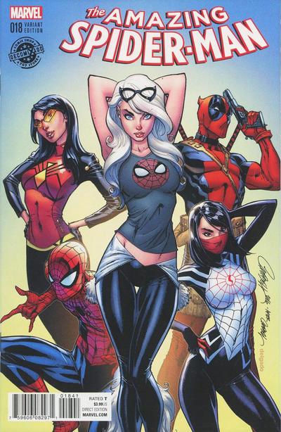 Amazing Spider-Man #18 (2016)