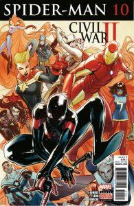Spider-Man #10 (2016)
