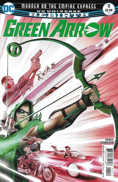 Green Arrow #11 (2016)