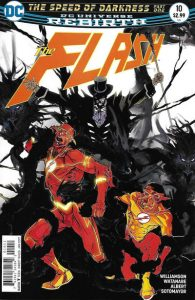 The Flash #10 (2016)
