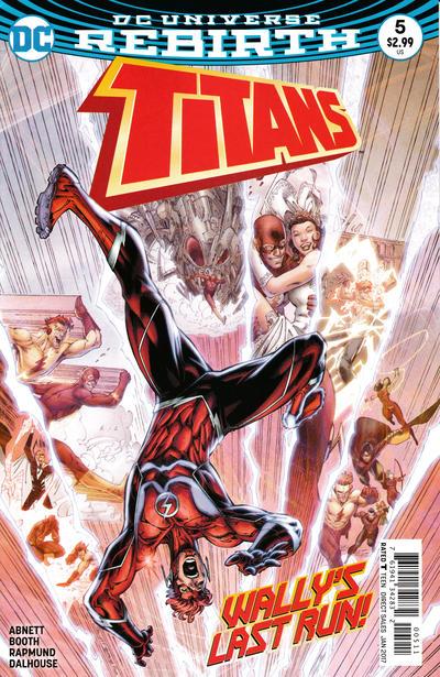 Titans #5 (2016)
