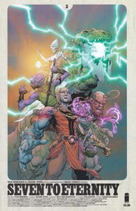 Seven to Eternity #3 (2016)