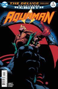 Aquaman #11 (2016)