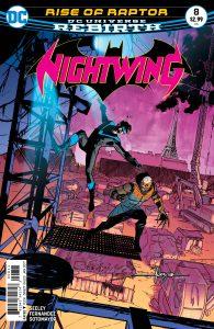 Nightwing #8 (2016)