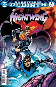 Nightwing #9 (2016)