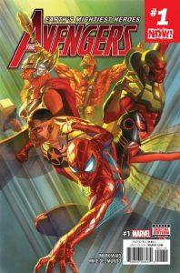 Avengers #1 (2016)