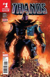 Thanos #1 (2016)