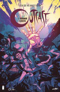 Outcast #23 (2016)