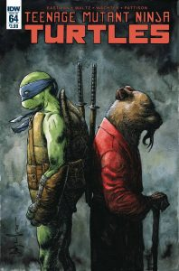 Teenage Mutant Ninja Turtles #64 (2016)
