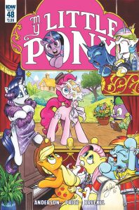 My Little Pony: Friendship Is Magic #48 (2016)