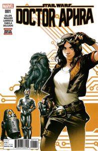 Star Wars: Doctor Aphra #1 (2016)