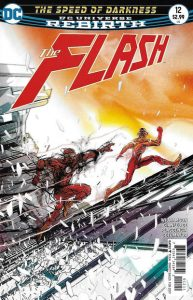 The Flash #12 (2016)