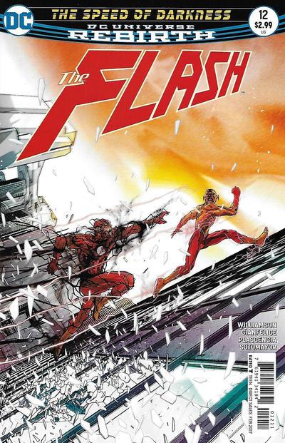 The Flash #12 (2016)