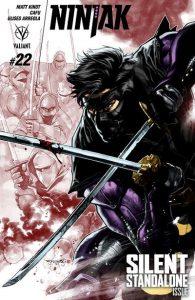 Ninjak #22 (2016)